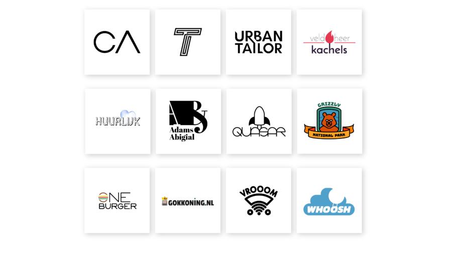 Logo ontwerp - Radijs Ontwerp - Grafisch ontwerp